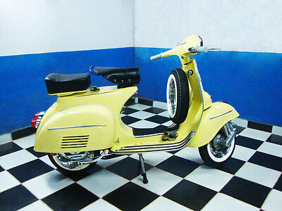 VESPA SCOOTER 1966 FREE SHIPPING TO DOOR Restored to Original Spec-motor scooter
