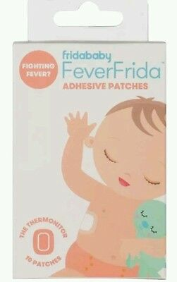 Fridababy FeverFrida Adhesive Patches, New Baby Products