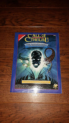 Call of Cthulhu The Complete Masks of Nyarlathotep OOP