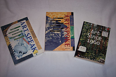 3 Contemporary & Modern Art Guides/history Books - All In Like New Condition!!