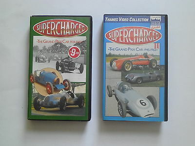 Supercharged - Video's 1 and 2