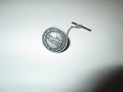 Winston P. Wilson Championships tie tack tac
