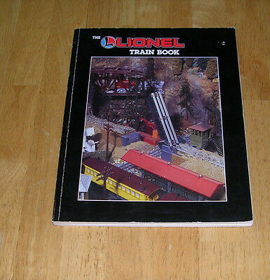 The Lionel Train Book By Robert Schleicher 1986, 131 Pages  Lionel Trains,Mich.