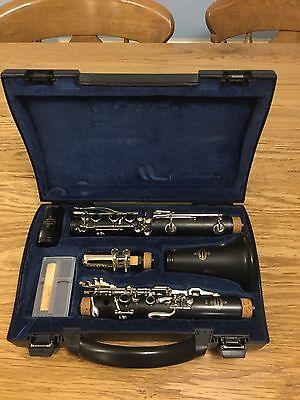 Buffet B10 Clarinet and Case