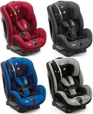 Joie Stages Group 0+/1/2 Car Seat Baby/Child Travel Safety From Birth BNIB