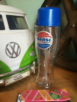 Pepsi Perfect Bottle Rare Prop Collectable Back To The Future Marty McFly