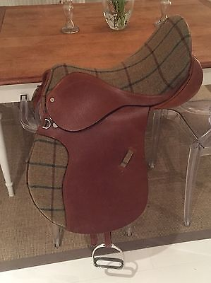 Barnsby Saddle Limited Edition