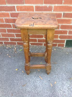 Bank Tellers Stool Antique