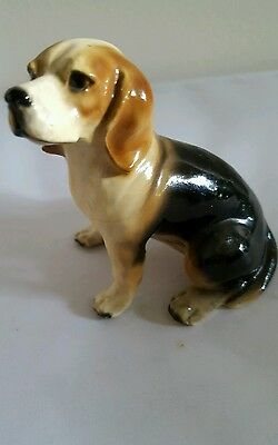 Vintage Morton's Studio, Usa Ceramic Beagle Dog