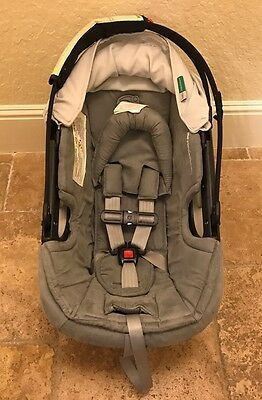 Orbit Baby G2 Infant Car Seat In Black/ Grey Sold Out Fast Shipping