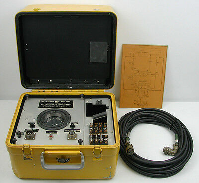 GE 21C1520G001 Kit-Position Indicating Variable Geometry Small Aircraft Tester