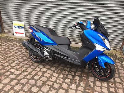 Sym Joymax 300, 2016, Blue, 1 owner, Delivery, Finance, Maxi scooter