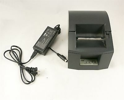 Star Micronics TSP600 Point of Sale POS Thermal Printer USB Tested Working