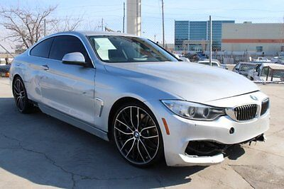 2014 BMW 4-Series 435i xDrive 2014 BMW 4-Series 435i xDrive Wrecked Salvage Perfect Project!! Extra Clean!!