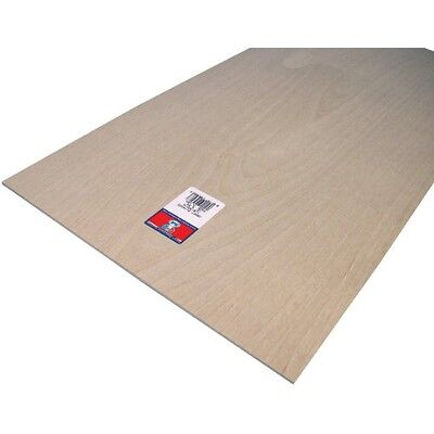 Midwest Products Co. Craft Plywood 1/8 x 12 x 24