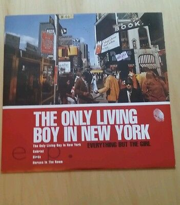 Everything But The Girl The Only Living Boy In New York 12Inch Vinyl Single