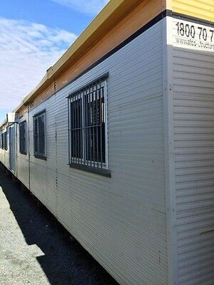 12 By 6 Donga Portable Building
