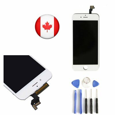 For  iPhone 6s White  Replacement LCD Touch Screen & Digitizer Display Unit CA