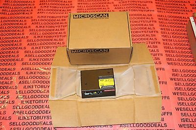 Microscan FIS-0810-0009 MS-810 Barcode Scanner FIS08100009 New