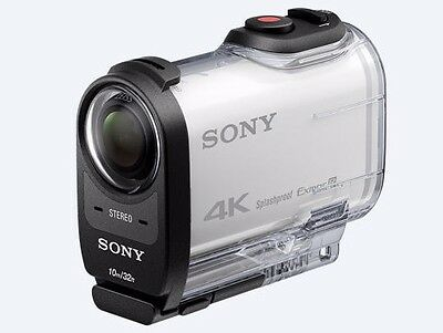 Sony FDR-X1000V 4K Action Cam + Accessories