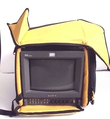 "Sony PVM-9L3 Trinitron Color Video 9"" CRT Monitor"