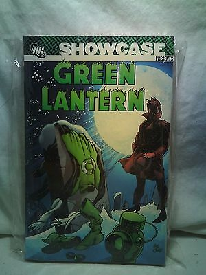 Showcase Presents Green Lantern 500 pages DC Comics issue 4