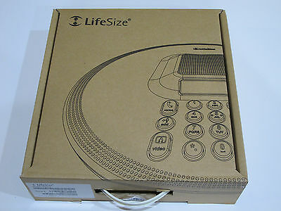 New Lifesize Phone for  HD Video Conferencing 450-00002-907 Rev 11