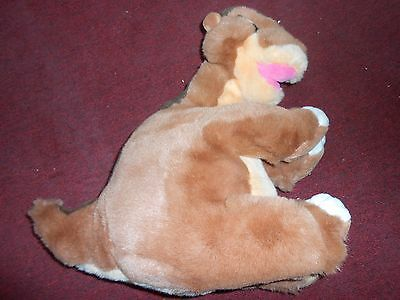 The Land Before Time Little Foot plush Vintage Gund New With Tags