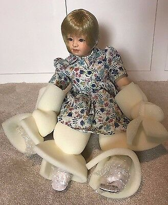 Masterpiece Gallery Sabine by Heidi Plusczok Porcelain Doll Limited Edition