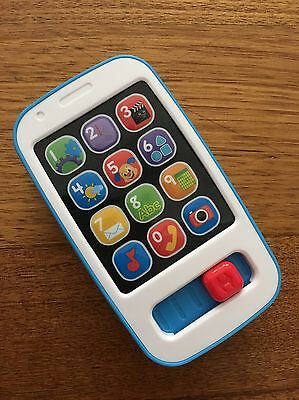 Fisher Price Laugh And Learn Smart Phone Mobile Musical Baby Toy