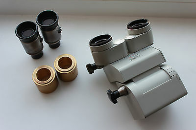 Carl Zeiss OPMI Head F170 with 10x Eyepieces