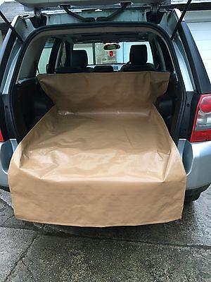 Car boot Liner, Protector, Universal Fit, Heavy Duty, Waterproof, Dog Mat