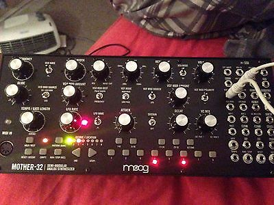 Moog Mother 32 Synthesiser