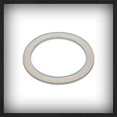 Spare Silicone Gasket for Espresso Moka Stovetop Coffee Maker 6 Cup