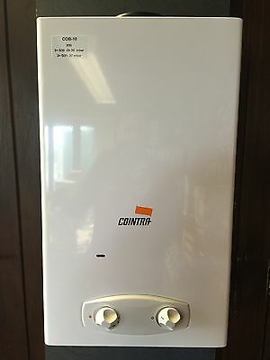 Static Caravan Cointra 10 Litre LPG Water Heater INC FLUE & FITTING KIT