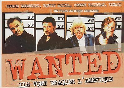 Carte Postale Renaud - Wanted