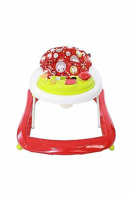 Red Kite Baby Go Round Jive Walker Musical Interactive Play Tray FREE POSTAGE