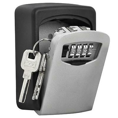 Quality Steel Wall Mount Key Box With Ccmbination Lock Safe Store Keys