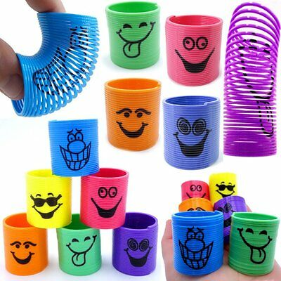 German Trendseller® - 12 x Lustige - Party - Strolche ┃ -NEU- ┃ Happy Face
