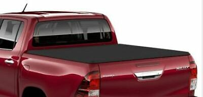 Genuine Toyota Hilux Soft tonneau Cover With Deack Frame PW3B10K014