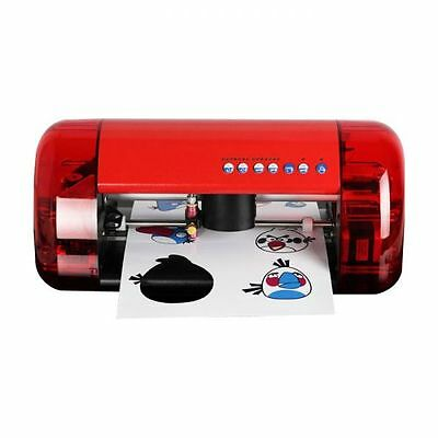 A3 Size CUTOK Vinyl Cutter Plotter with Contour Cut Function , Cut Draw Plotter