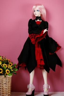 [wamami] For 1/3 SD AOD BJD Dollfie 125# Red&Black Dress/Suit/Outfit