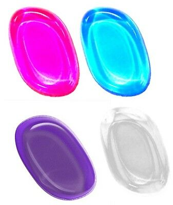 SILICONE GEL MAKE UP SPONGE, Applicator Makeup Blender**Cosmetic For Liquid Puff