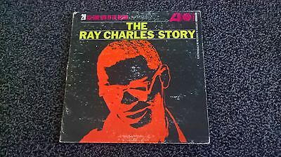 The Ray Charles Story LP
