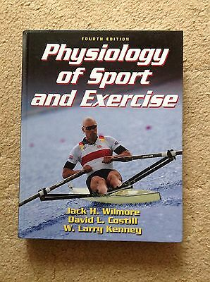 Physiology of Sport and Exercise 4th edition