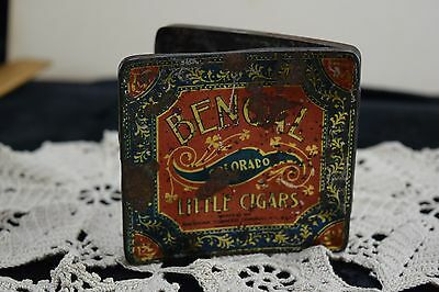 Bengal Little Cigars Curved Tin Hb
