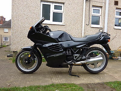 1995 Bmw K1100Rs Black