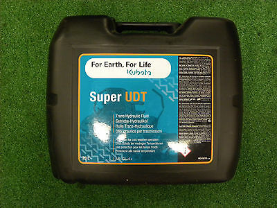 kubota Super UDT 20L Transmission Oil