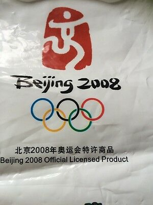 Beijing Olympics 2008 Plastic Bag From China
