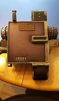 Vintage Insert Setright Ticket Machine